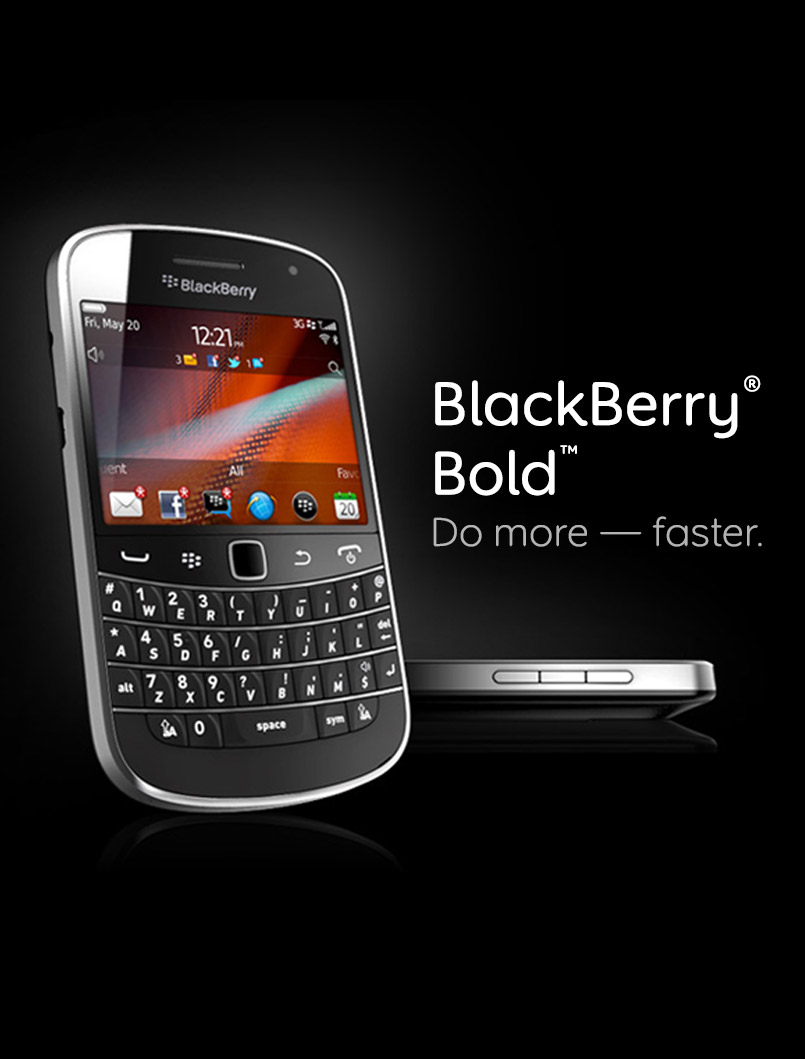 Blackberry Mobile Site